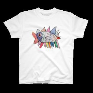 SAMOのburi Tシャツ