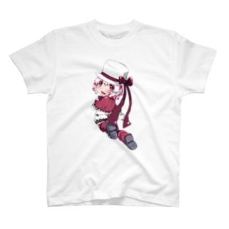 白野おぷち Tシャツ