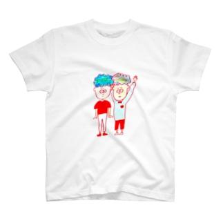 お前どんな髪色してんねん T-shirts