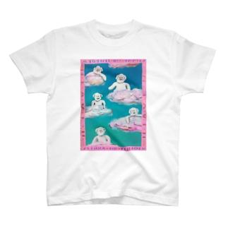 みんなの天国 T-shirts