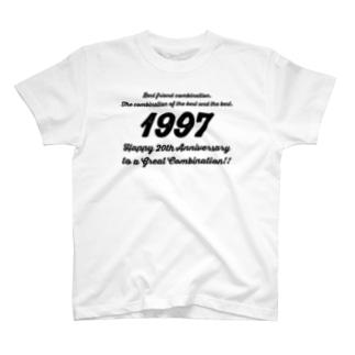 20周年 T-shirts
