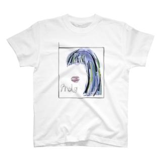 ぱっつん T-shirts