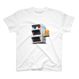 Yusuke Saitohの駐車場の信号 T-shirts