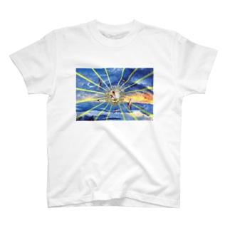 緊張の悟り閃光-マッドチキン T-shirts