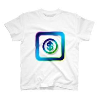 $デザイン T-shirts