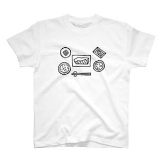 asagohan T-shirts