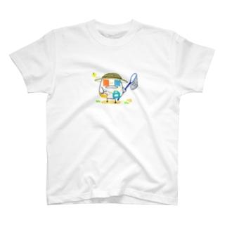 ひよこさんの夏休み 0826 T-Shirt