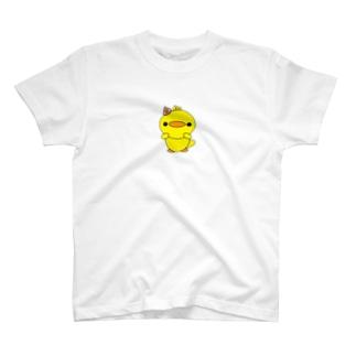 うんピーヨ T-shirts