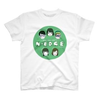 N-EDGE〇2017 T-shirts