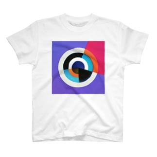 丸柄T T-shirts