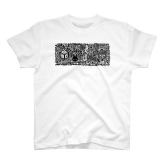ものくろー T-shirts