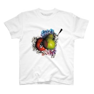 いつかユークロニア (裏サイド) T-shirts