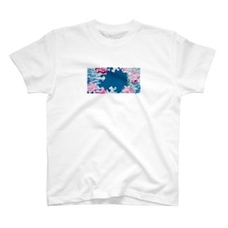 いつかユークロニア ワードレス (ネットサイド) T-shirts