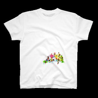 まーくんのお店のまーくんの T-shirts
