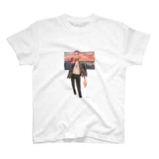 BTD/wanderer T-shirts