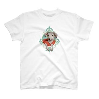 まなざし|イタグレ T-Shirt