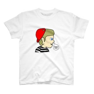 隠し事 T-shirts