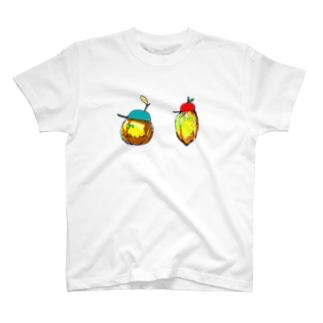 果実 T-shirts
