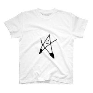 正体不明 T-shirts