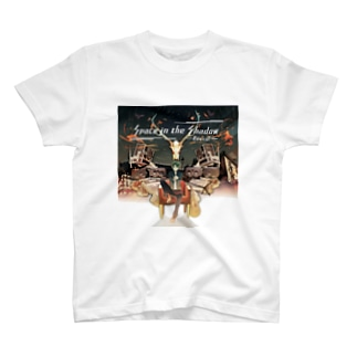IGGY SIDE SHOPのSpace in the Shadow T-shirts