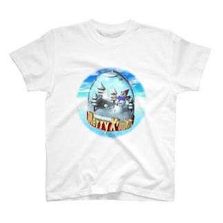 真夏のクリスマス T-shirts