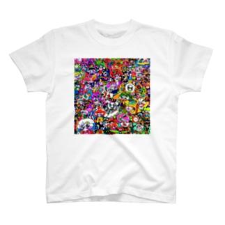 ❤️💛💚💙💜 T-shirts