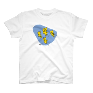 イエローキャッツ「いきます。」 T-shirts