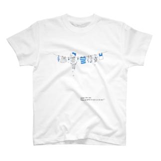 Chico*-blue- T-shirts