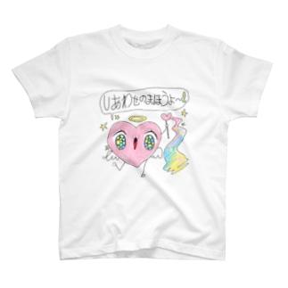 ハートちゃん T-shirts