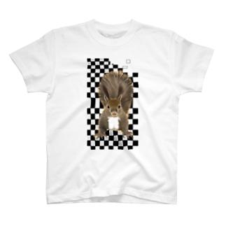 エゾリス T-shirts