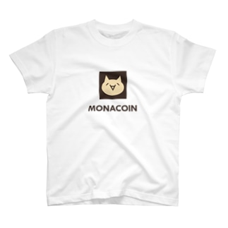 Monacoin(モナーコイン)仮想通貨グッズ T-shirts