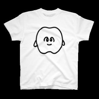 歯のマンガの歯のマンガ T-shirts
