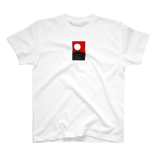 8月・芒に月 T-shirts
