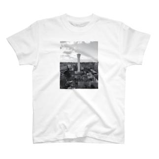 きゅうすいとうーと団地 T-shirts