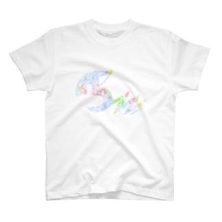 Sea mile(パステルカラー) T-shirts