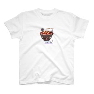 うな丼のゆうれい T-shirts