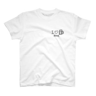 I ♡BEER T-shirts