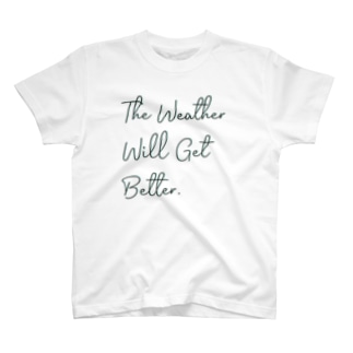The Weather T-shirts