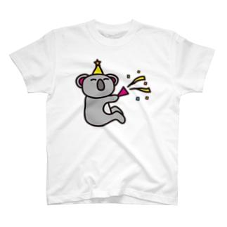 PARTY-koaland-コアランド- T-shirts