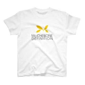McCHERONE DEFINITION[淡色] T-shirts