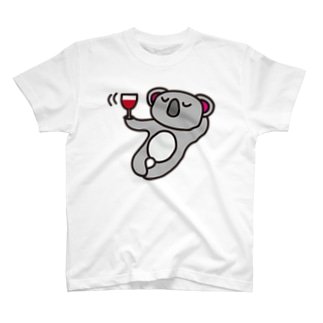 WINE-koaland-コアランド- T-shirts