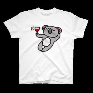 フォーヴァのWINE-koaland-コアランド- T-shirts