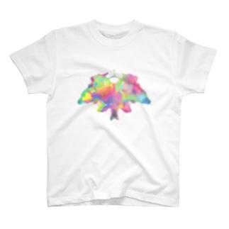虹蝶 T-shirts