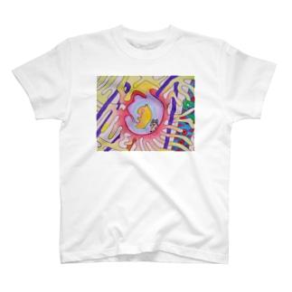 Moment of Nyanko T-Shirt