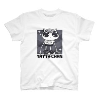 YATTAちゃん T-shirts