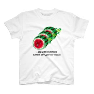sinka: vs simisusu コラボNo.1 T-shirts
