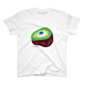 sinka: vs simisusu コラボNo.3.5 T-shirts