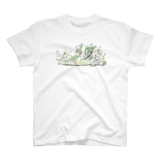 旅するひつじのTRIP Tシャツ