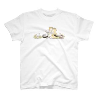旅するひつじのCOFFEE Tシャツ
