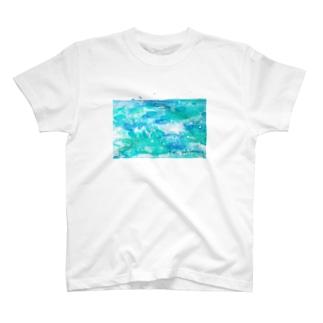 13時の海 T-shirts